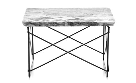 eames wire base table eames 174 wire base low table hivemodern