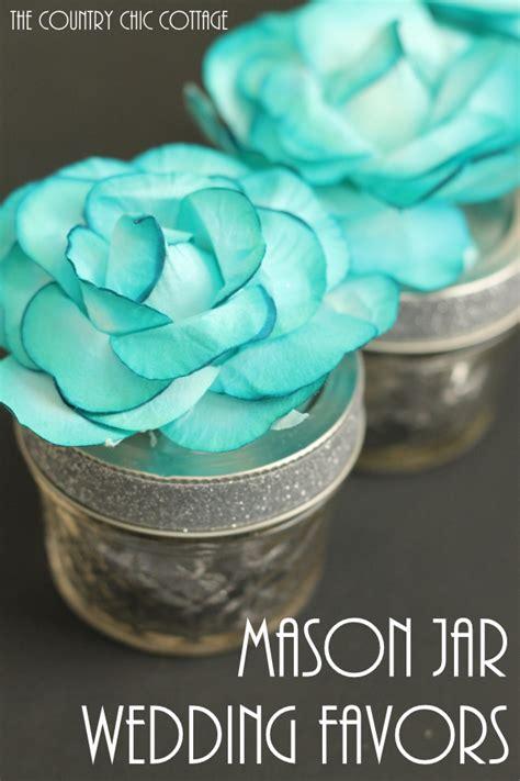 Mason Jar Wedding Giveaways - mason jar wedding favors the country chic cottage