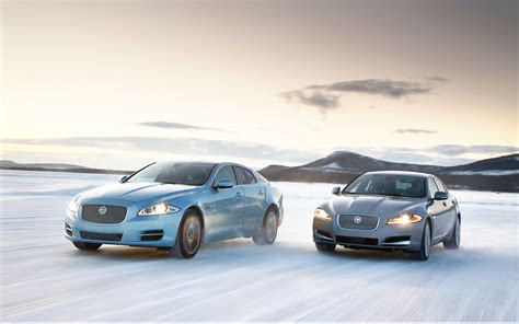 jaguar xj all wheel drive jaguar xj and xf all wheel drive testing 1 photo 9