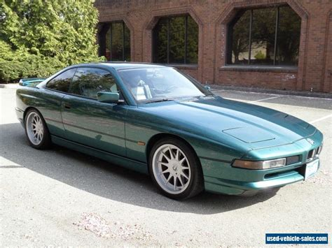 8 Series Bmw For Sale by 1991 Bmw 8 Series For Sale In Canada