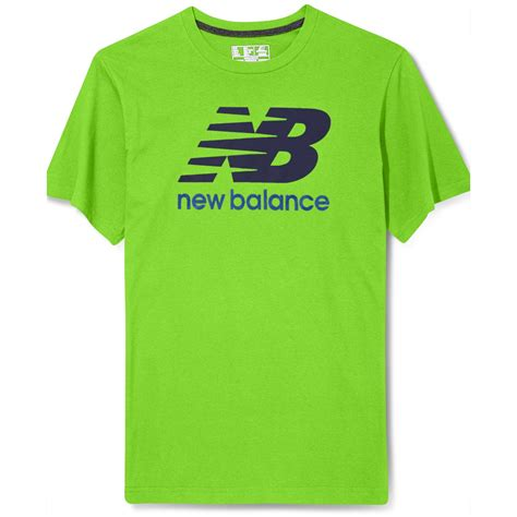 New T Shirt Xd7ns68m Cheap New Balance S Logo T Shirt