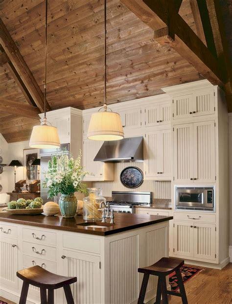45 awesome farmhouse country kitchen decor ideas