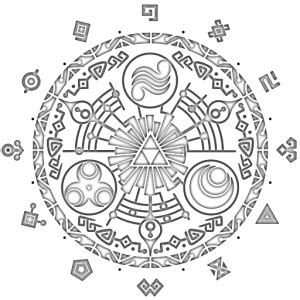 symbols of the legend of zelda zelda dungeon wiki