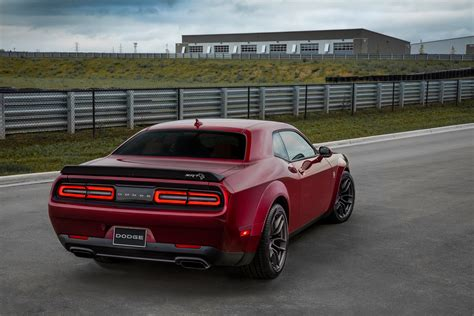 widebody cars wallpaper 2018 dodge challenger srt hellcat widebody rear hd cars