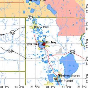 sebring florida fl population data races housing