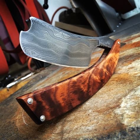 Handmade Razor - portland razor co razors and strops handmade