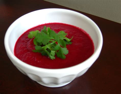Beet Detox Soup by Easy Detox Soup With Beets And Celery To Activate