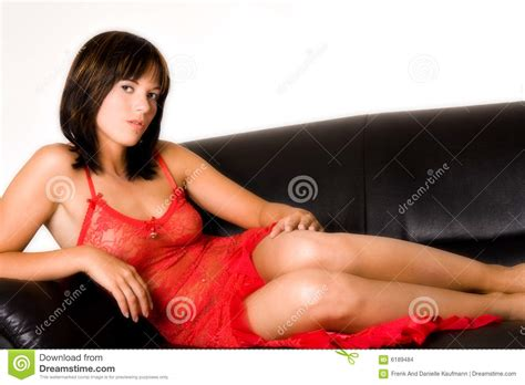 lay down couch laying down on a couch stock images image 6189484