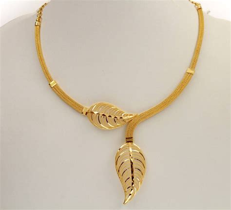 new pattern gold necklace simple wedding gold necklace designs labels kerala