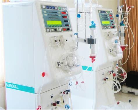 Mesin Hemodialisa terapi hemodialisa rs permata medika semarang