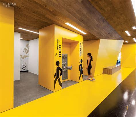 Home Gym Design Companies Gensler San Jose S Fitness Center For Symantec