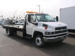 chevrolet c5500 2007 chevrolet c5500 rollback tow truck