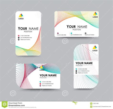html contact card template contact card template 7 contact card template outline
