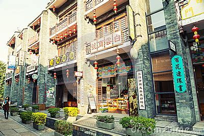 ancient town house building china editorial photo image