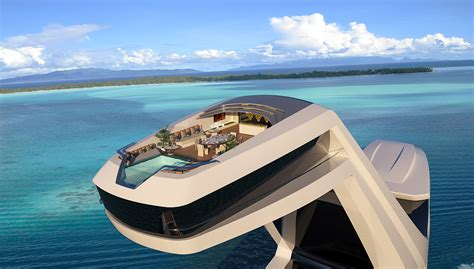 yacht cost over the top superyacht concept would cost half a billion