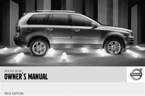 auto repair manual free download 2008 volvo xc90 head up display 07 volvo xc90 2007 owners manual download manuals technical