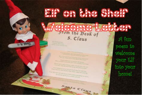 on the shelf letter 2 fresh and freckled on the shelf welcome letter 1197