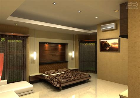 Interior Bedroom Lighting