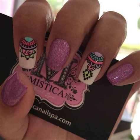 imagenes de uñas fashion dise 241 os de u 241 as decoradas con mandalas