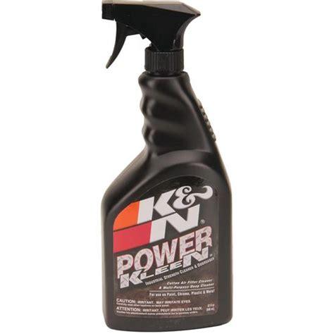 Kn Power Kleen Pembersih Air Filter k n 99 0621 power kleen air filter cleaner 32 oz trigger sprayer