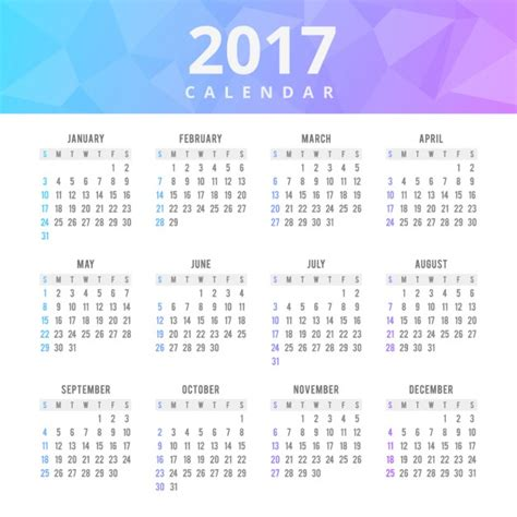 Calendario Vetor Calend 225 2017 Baixar Vetores Gr 225 Tis