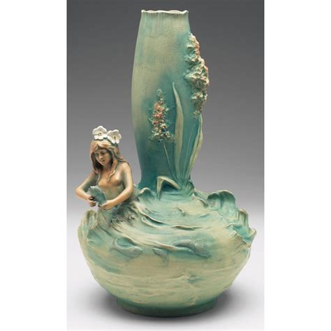Mermaid Vase by Bernard Bloch Mermaid Vase Mermaid Crushes