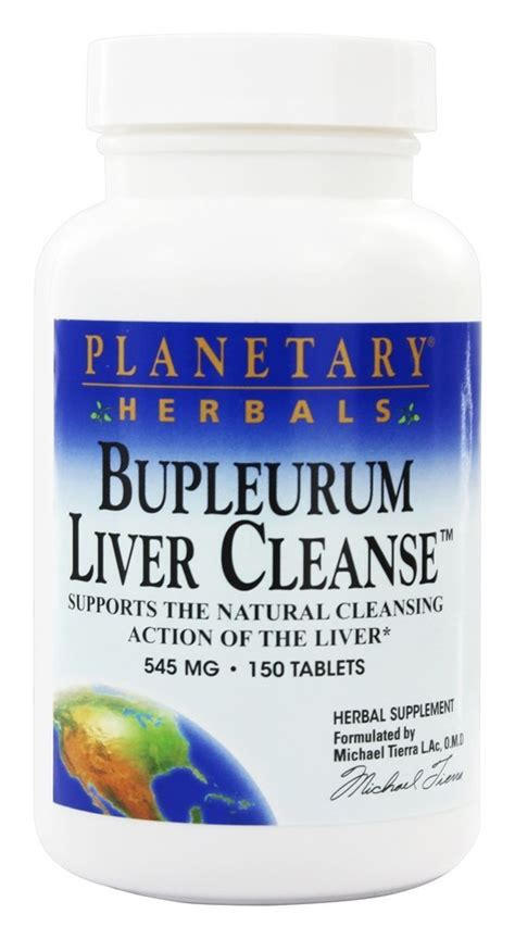 Liver Detox Products South Africa by Buy Planetary Herbals Bupleurum Liver Cleanse 545 Mg
