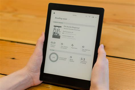 one review kobo aura one review digital trends