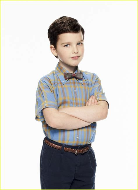 george cooper jr actor young sheldon young sheldon star iain armitage s famous dad raves