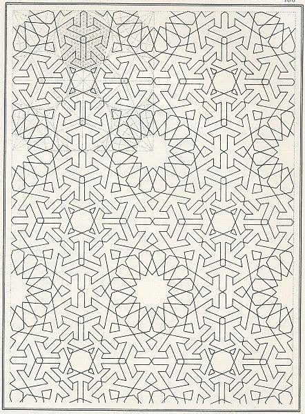 islamic pattern hankin s method attractor 255 best desen boyama 34 images on pinterest drawing