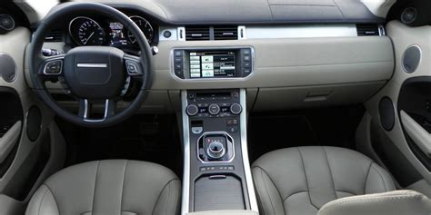 Range Rover Evoque Interior by 2015 Range Rover Evoque Review