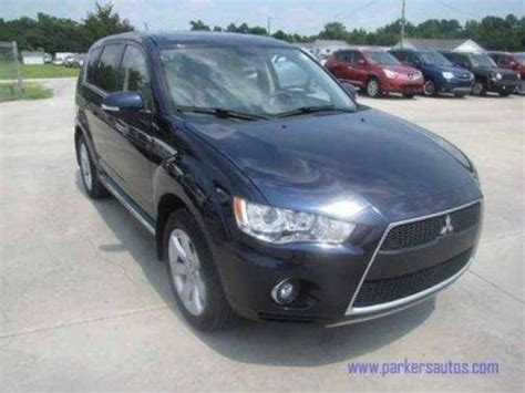 2010 mitsubishi outlander gt for sale purchase used 2010 mitsubishi outlander gt in 3802 highway