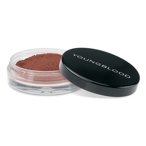 Simply Crushed Mineral Eye Colors by Yb Crushed Mineral Blush Cabernet Spablue