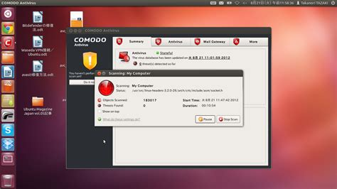 best free firewall antivirus 7 free linux antivirus mail gateway file server and