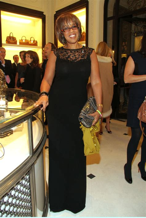 Gayle King Wardrobe by Gayle King Evening Dress Gayle King Looks Stylebistro