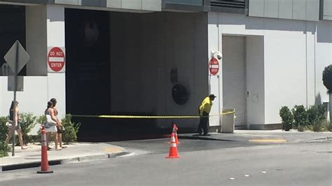 Station Casinos Car A Day Giveaway - man steals car barricades himself in it at cosmopolitan parking garage wztv