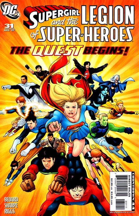 sweet dreams supergirl dc heroes books supergirl and the legion of heroes vol 1 31 dc