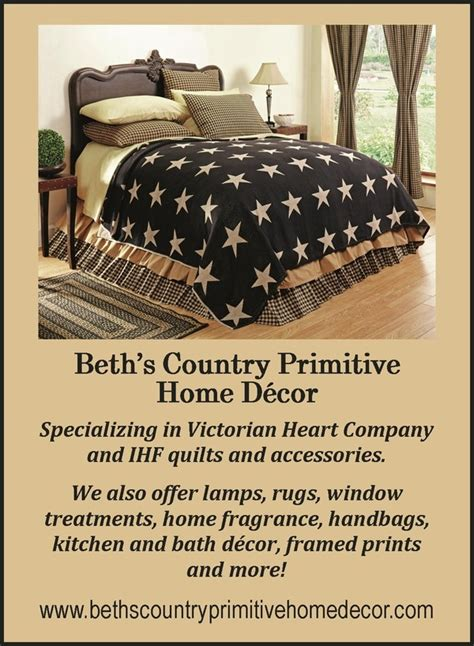 beths country primitive home decor decorating