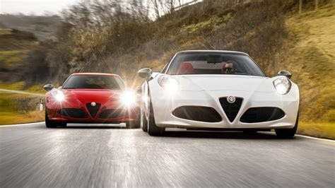 Is Alfa Romeo Coming To Usa by Alfa Romeo 4c Facelift Coming 2018 No Manual Planned
