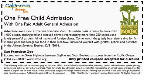Image Gallery La Zoo Discount Tickets Los Angeles Zoo Discount Tickets 7 50 Family Jam
