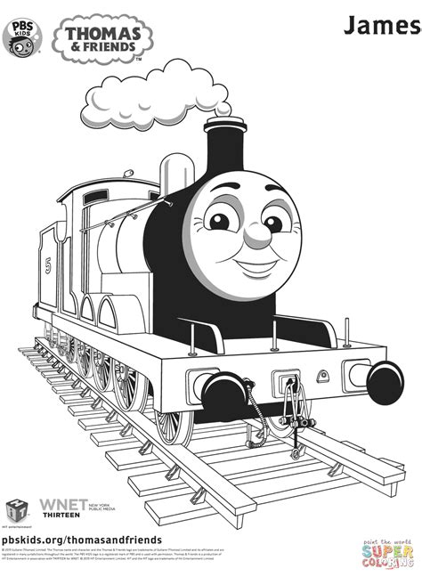 thomas coloring page pdf thomas coloring page thomas friends coloring pages free