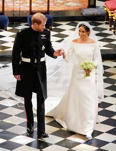 Buy a replica of Meghan Markle?s wedding dress from £35