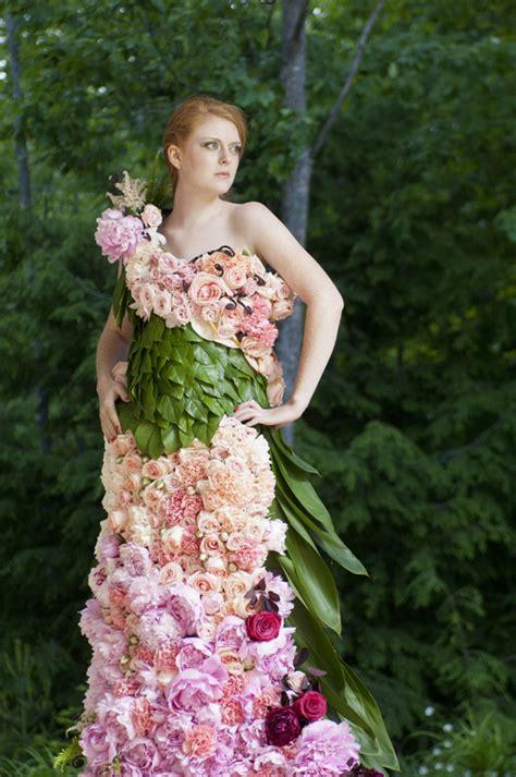 Dress Biru Flower Floral a dress of flowers by emily flirty fleurs the florist inspiration for floral