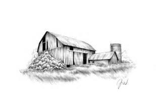 drawings of barns image gallery barn drawings