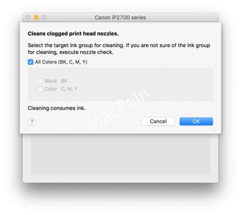 Macbook Biasa cara cleaning printer menggunakan mac atau macbook macpoin