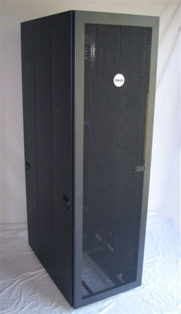 Dell Server Rack 42u by 42u Dell 4210 Server Rack Enclosure Cabinet By Rittal P N