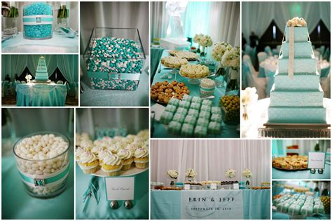 blue themed centerpieces the tiffany blue theme wedding ideas lianggeyuan123