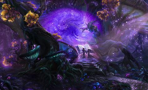 imagenes bonitas bosque de fantasias fondos de pantalla magia bosques libro fantas 237 a descargar