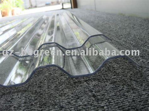 Tuile Transparente by Panneau De Toiture En Plastique Polycarbonate Ondul 233