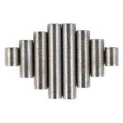 portfolio landscape lighting replacement parts shop portfolio 8 pack brass l pipes at lowes